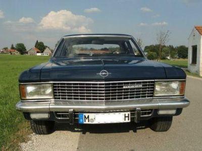 gebraucht Opel Admiral mit H-Zulassung, guter Zustand