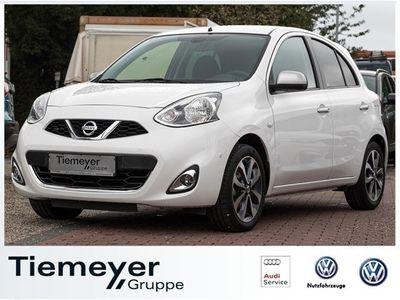 gebraucht Nissan Micra 1.2 N-Tec Klimaautomatik Navi Bluetooth H. Tiemeyer GmbH H. Tiemeyer GmbH