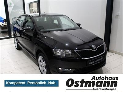 gebraucht Skoda Rapid Spaceback 1.0 TSI Cool Edition KLIMA PDC