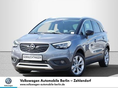 gebraucht Opel Crossland X 1.2 Turbo Autom. Ultimate Headup LED Navi