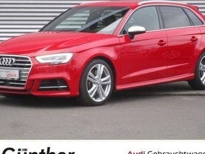 gebraucht Audi S3 Sportback TFSI S TRONIC+VIRTUAL+ACC+NAVI PLUS