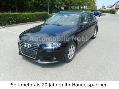 gebraucht Audi A4 Avant Attraction*Automatik*Klimaa*Alu*Display