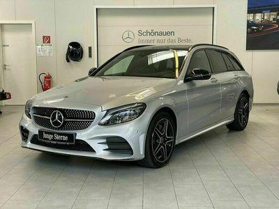 gebraucht Mercedes 220 C4M T AMG+DISTR+HUD+NIGHT+AHK+PANO+BURMES.