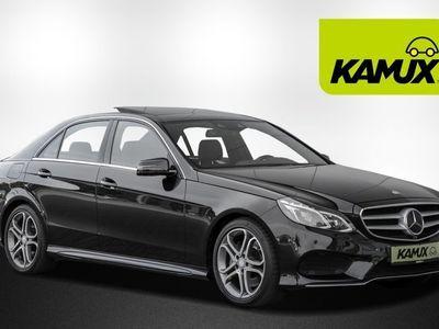 gebraucht Mercedes E350 AMG Sport +LED ILS +Navi COMAND +Leder +Harman/Kardon