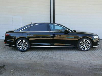 gebraucht Audi A8L 50 TDI lang PANO/ALLRADL./HuD/4xMASSAGE/360°