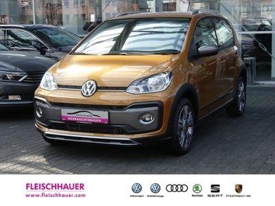 gebraucht VW cross up! up!BMT 1.0 TSI Climatronic TEMPOMAT SHZ PDC