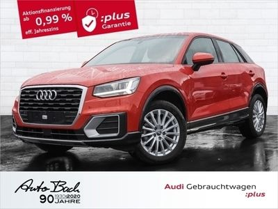gebraucht Audi Q2 Design 30TDI Stronic Navi LED AHK GRA
