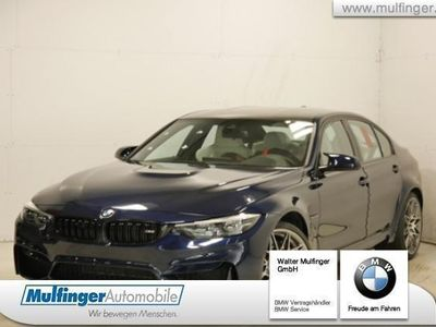 gebraucht BMW M3 DKG M DriversPackage Competition UPE:112169,- (Spo