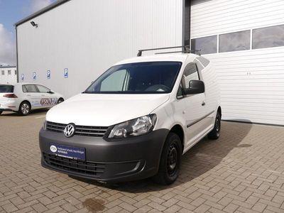 gebraucht VW Caddy 1.6 TDI KA EcoProfi Klima Radio ZV el. Euro5