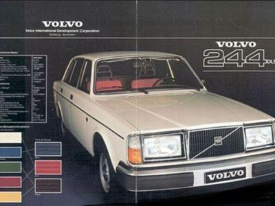 gebraucht Volvo 244 DLS DDR