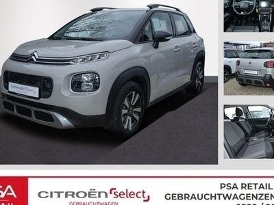 gebraucht Citroën C3 Aircross Benzin 110 Navigation, Klimaautomatik