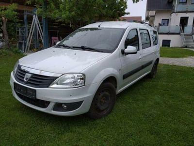 gebraucht Dacia Logan MCV 1.5 dCi 63kW Anhängerkupplung