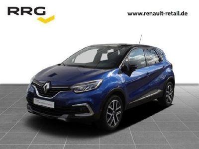 gebraucht Renault Captur VERSION S TCe 155 Ganzjahresreifen!!