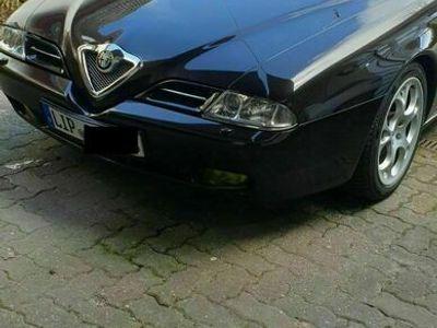 gebraucht Alfa Romeo 166 2,5 V6 24V