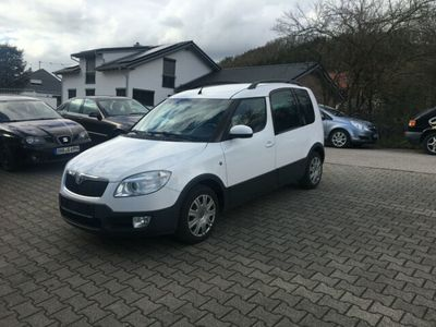 gebraucht Skoda Roomster Scout 1.4 16V Scout PKW