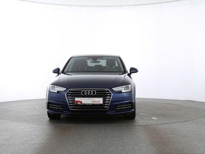 gebraucht Audi A4 Limousine Design 2.0 TDI ultra S tronic schwarz