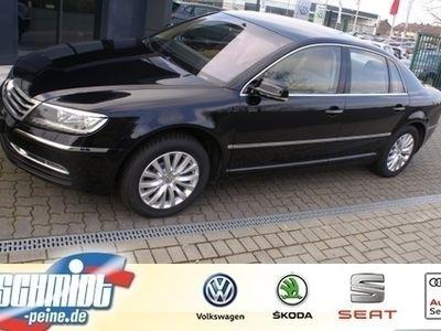 gebraucht VW Phaeton V6 TDI Autom. 4M 5-Sitzer LederDynDAB