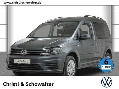 gebraucht VW Caddy Beach 2.0 TDI DSG Navi Climatronic