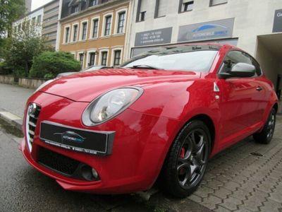 gebraucht Alfa Romeo MiTo Quadrifoglio Verde 170PS Automatik