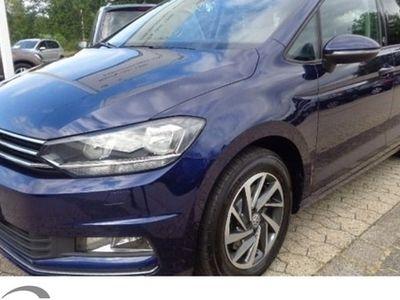 gebraucht VW Touran 1.6TDI Sound AHK Navi bluetooth