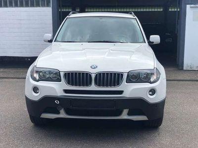 gebraucht BMW X3 xDrive 18d Edition Lifestyle (E83)