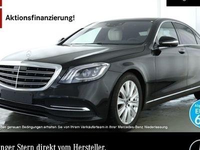 gebraucht Mercedes S350 d L Nachtsicht Fondent 360° Airmat