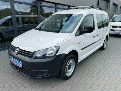 gebraucht VW Caddy Maxi 1.6TDI Kombi EcoProfi*5 SITZER*AHK