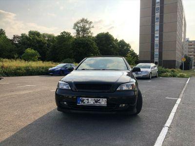 gebraucht Opel Astra Cabriolet 2.2 16V Linea Rossa