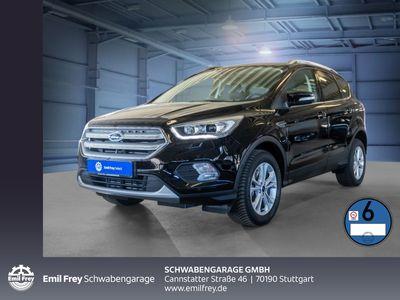 gebraucht Ford Kuga 4x4 Aut. Titanium Xenon Park-Assi Sitzhzg