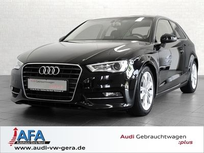 käytetty Audi A3 Ambiente 2.0 TDI 110 kW (150 PS) 6-Gang