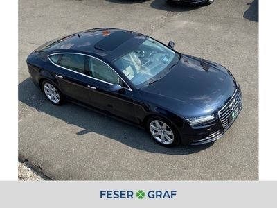 gebraucht Audi A7 Spb. 3.0 TDI qu. Navi-LED-Headup-BOSE-Cam-
