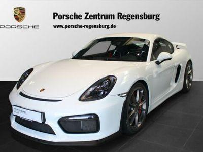 gebraucht Porsche Cayman GT4 981