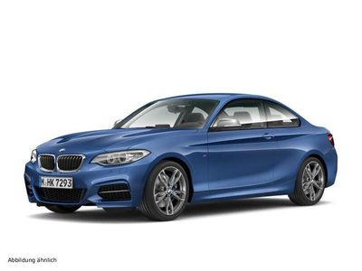 gebraucht BMW M240 xDrive Steptronic Coupe NaviPro Xenon HIFI