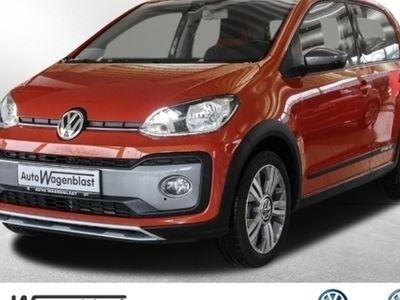 usado VW cross up! up!ALU+BLUETOOTH+KLIMA+SHZ+TEMPOMAT