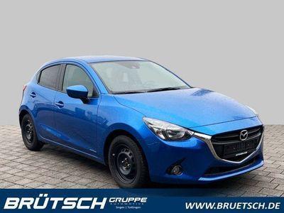 gebraucht Mazda 2 Exclusive-Line 1.5 KLIMA / ALU / PDC / SITZHEIZUNG / NAVI