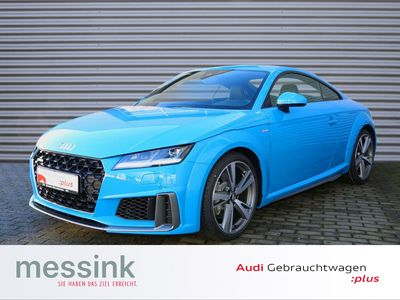 gebraucht Audi TT Coupé 45 TFSI quattro S tronic *S-Line*LED*MMI-Pl