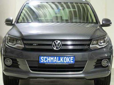 gebraucht VW Tiguan 2.0TDI Sport&Style AHK Xen Nav eSAD Leder