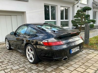 gebraucht Porsche 911 Turbo Coupe*GEMBALLA TUNING ca. 600 PS !!