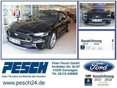 gebraucht Ford Mustang GT 5.0Ti-VCT V8 Convertible (EURO 6d-TEMP)