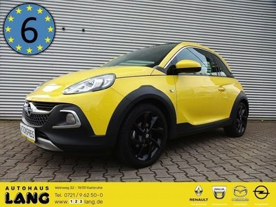 gebraucht Opel Adam Rocks ecoFlex 1.4 Multif.Lenkrad Klimaautom