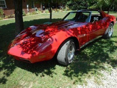 gebraucht Chevrolet Corvette Stingray Corvette C31973