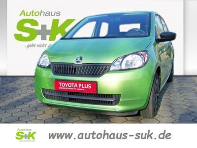 gebraucht Skoda Citigo ACTIVE 1,0 MPI ABS Fahrerairbag SERVO ZV