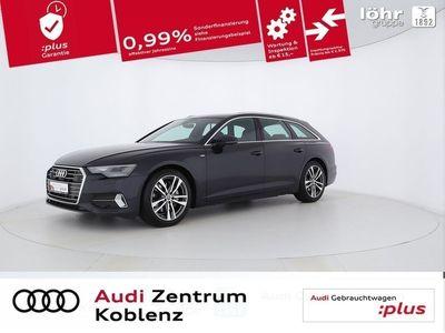 gebraucht Audi A6 Avant sport 45 TDI quattro 170 kW (231 PS) 8-stufig tiptronic