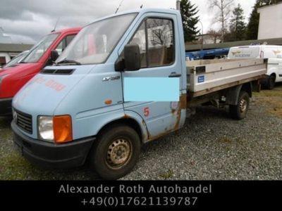usado VW LT Pritschenwagen 35 Pritsche