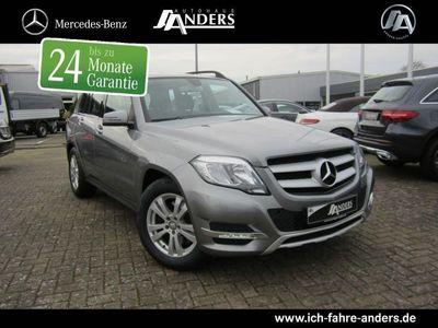gebraucht Mercedes GLK200 CDI BE AHK+PDC+SHZ+Klima+Bluetooth+