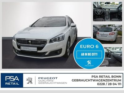gebraucht Peugeot 508 SW BlueHDi 180 EAT6 GT Panoramadach Navi