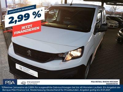 gebraucht Peugeot Partner KW L1 Premium HDI130 *Navi *Kamera *TWA