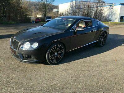 gebraucht Bentley Continental GT*CARBON*21ZOLL*ALCANTARA*BREITLING als Sportwagen/Coupé in Ludwigsburg