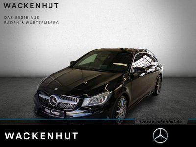 gebraucht Mercedes CLA250 4M SB AMG STANDH+PANO+DISTR+BI-XENON AMG Line