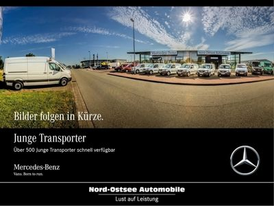 used Mercedes Citan 108 Lang Radio AHK 180° Türen Klima